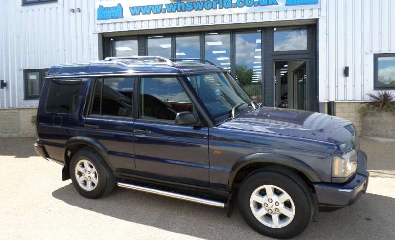 53 Landrover Discovery 2.5 TD5 GS Automatic 7 Seater