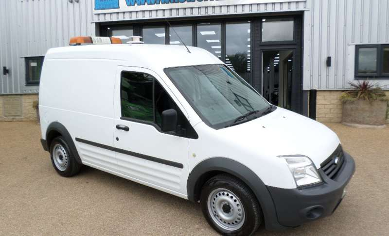 62 Ford Transit Connect 1.8 TDCI 90 T230 LWB High Roof